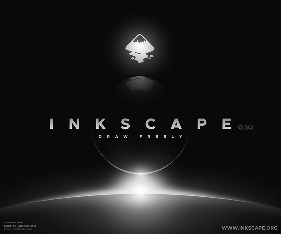 Las mejores alternativas a Illustrator - Inkscape