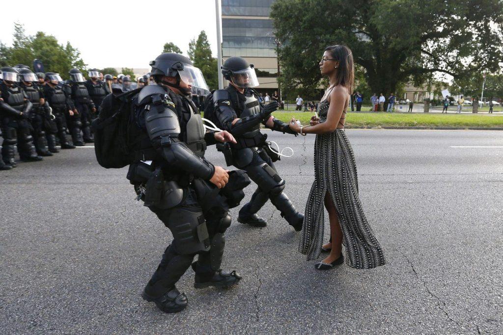 Jonathan Bachman - Taking a Stand in Baton Rouge