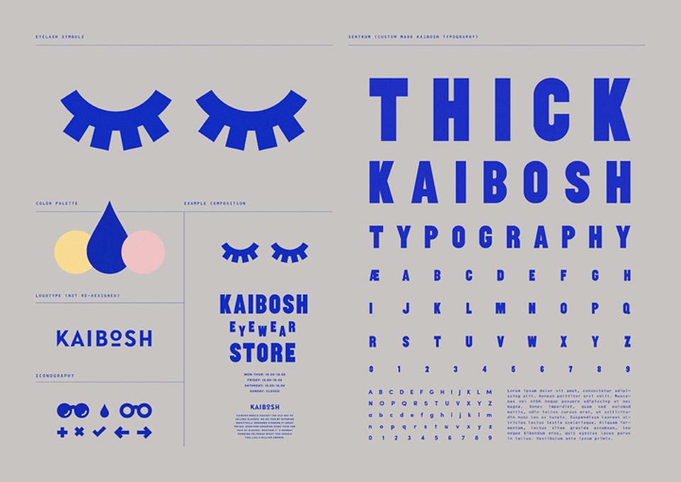 Kaibosh: cuando el branding es divertido