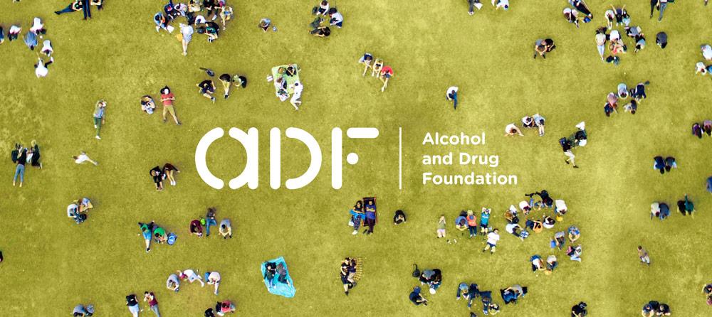 La identidad de la Fundación Australiana contra la droga rediseñada por Saffron - destacada