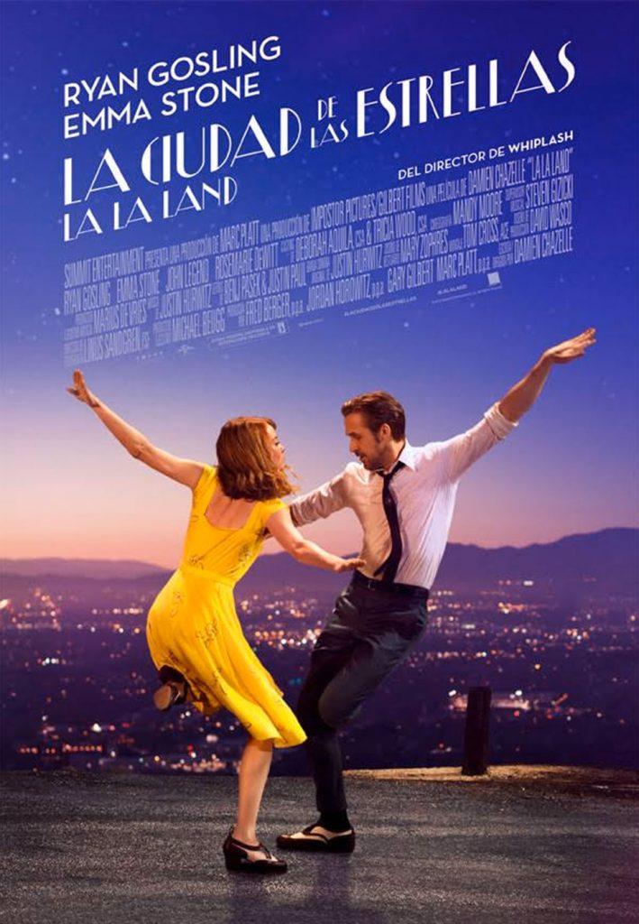 Carteles Premios Oscars - La La Land1