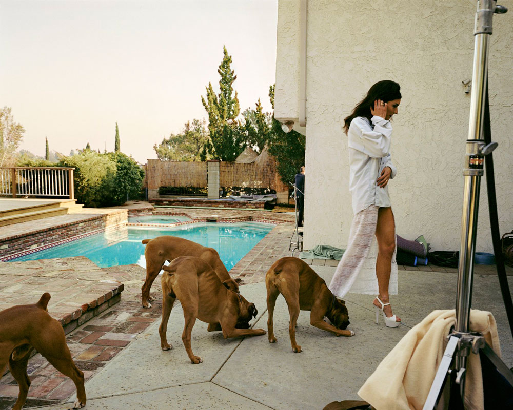 Serie 'The Vallery' del fotógrafo californiano Larry Sultan