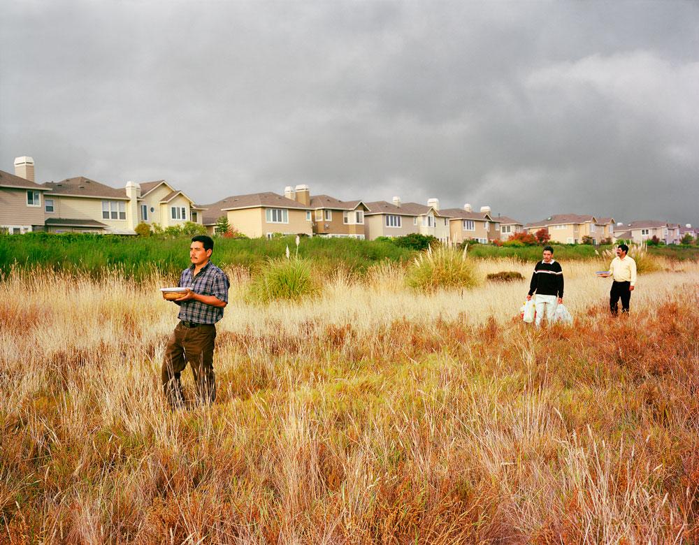 Serie 'Homeland' del fotógrafo californiano Larry Sultan