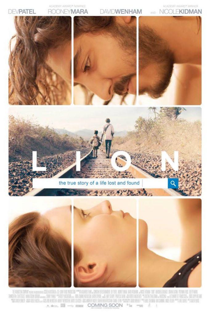 Carteles Premios Oscars - Lion1