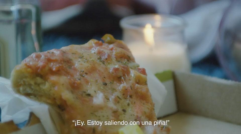 La pizza, ¿con piña o sin piña? Snoop lo desvela en la nueva campaña para MECAL - 1