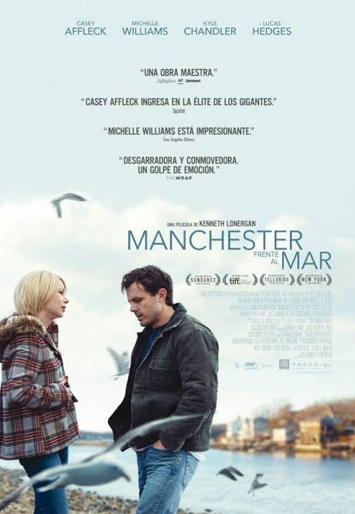 Premios Carteles Oscars - Manchester frente al mar1