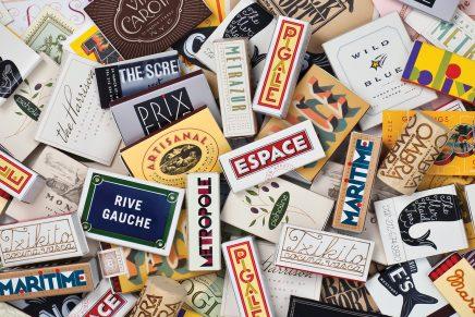 Louise Fili, la diseñadora que adereza sus diseños a base de lettering