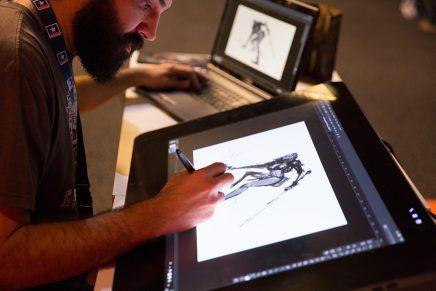 ¿Cómo es el trabajo de ilustrador para videojuegos? Nos lo cuenta el estudio Monsters Pit