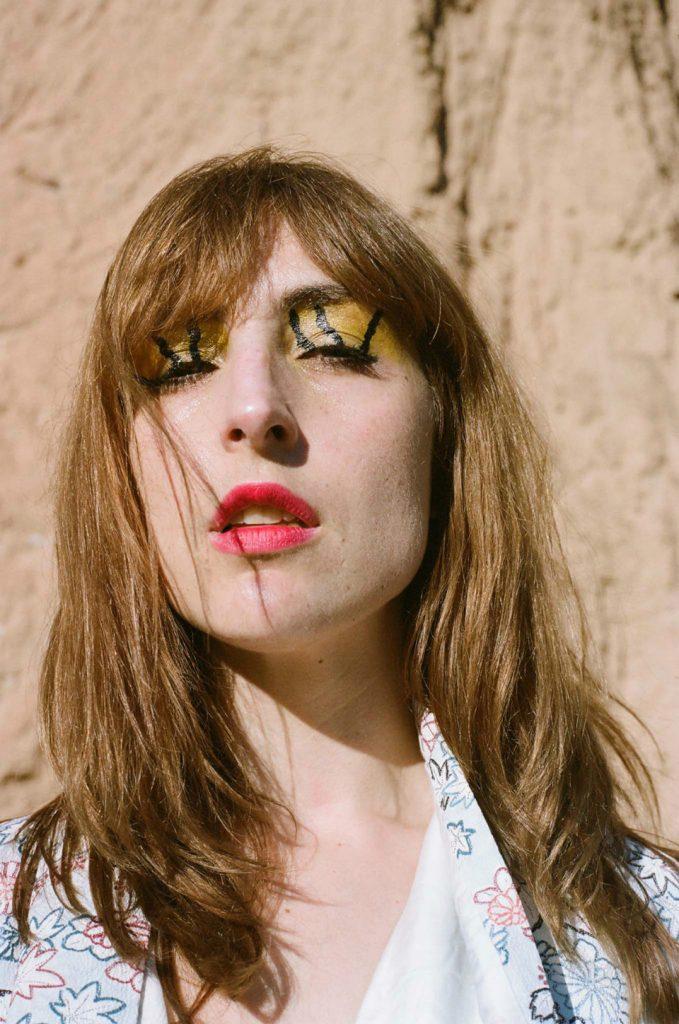 Retrato de Anastasia Bengoechea, más conocida por 'Monstruo Espagueti'