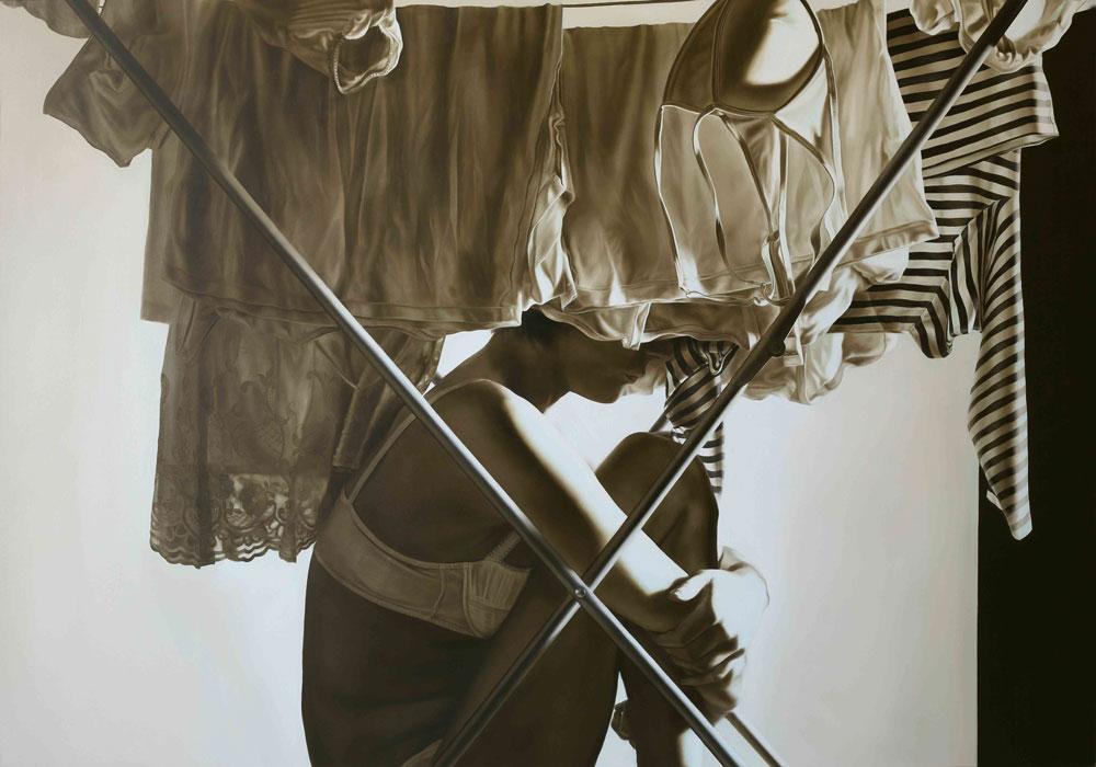 Elisa Rossi, 'Lou Personae' para Mujeres Mirando Mujeres