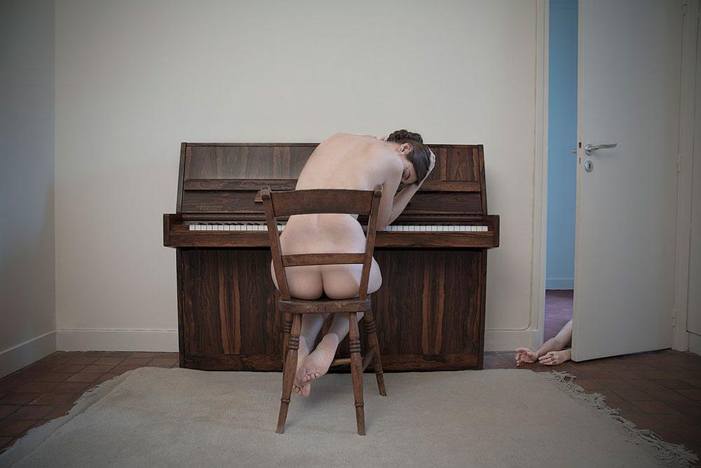 Leila Amat, 'Sonaba la música' en Mujeres Mirando Mujeres