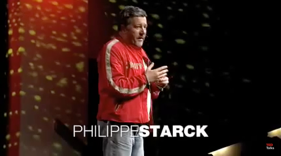 Philippe Starck: Design and destiny-2