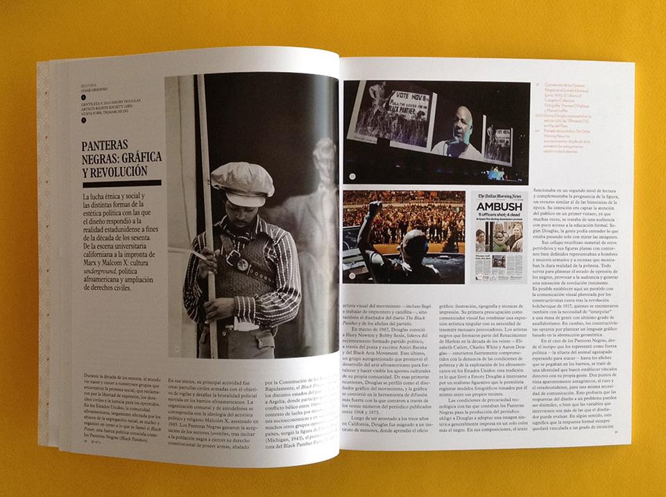 Revista IF, Diseño Urgente: problemáticas abiertas del diseño social - 3