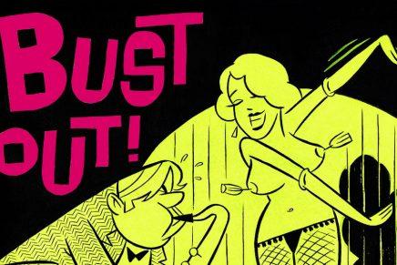 Roberto Argüelles, diseño gráfico e ilustración 'underground'