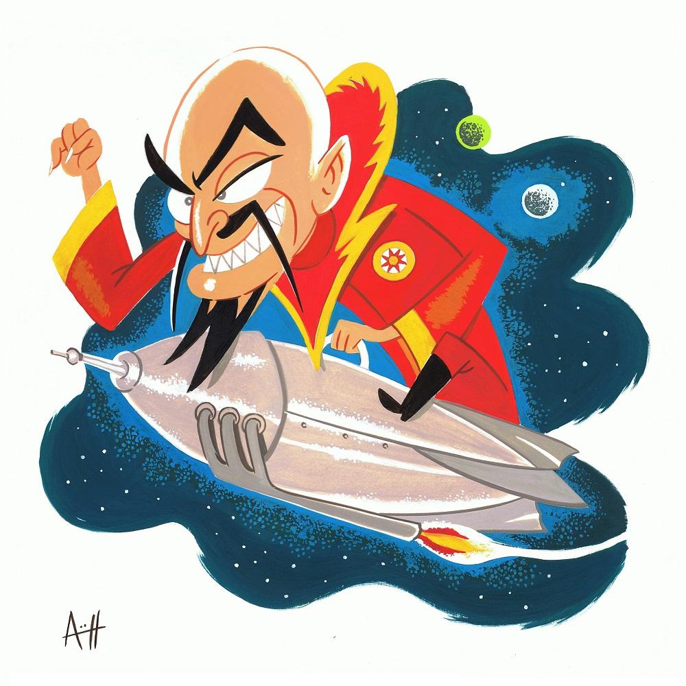 Roberto Arguelles, Rocket