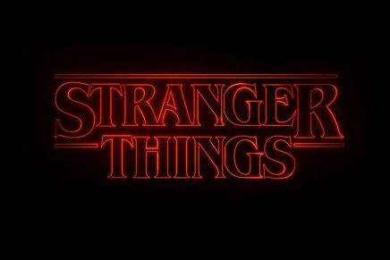 ¿Qué nos cuenta la tipografía de 'Stranger Things'?