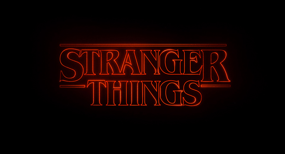 Tipografía Stranger Things1