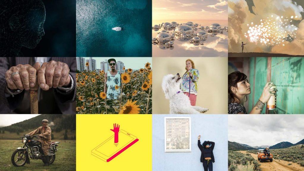 Las nuevas tendencias visuales del 2017 según Adobe Stock