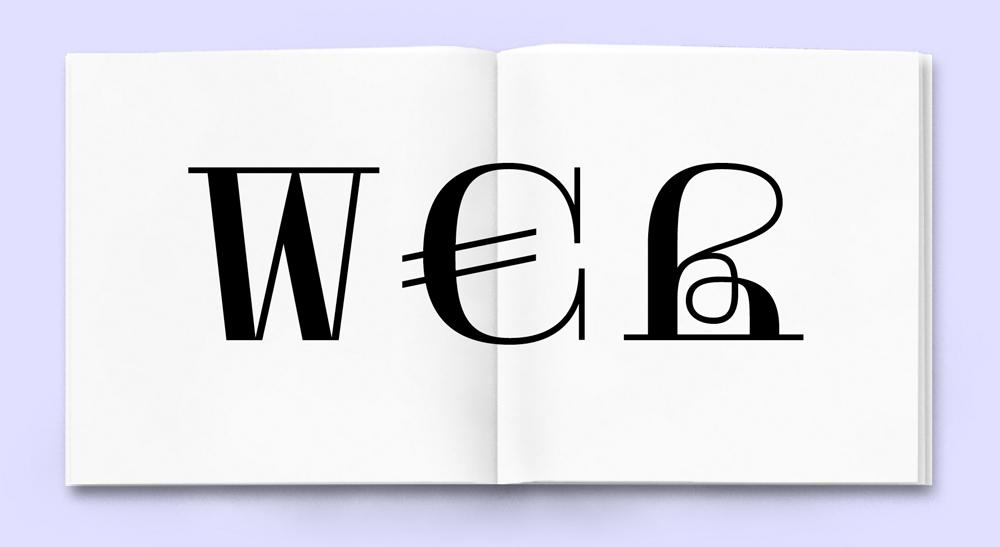 ¿Cómo diseñarías una tipografía para un grupo de música que combina indie pop, folk pop y ritmos africanos? - Velvetyne Type Foundry