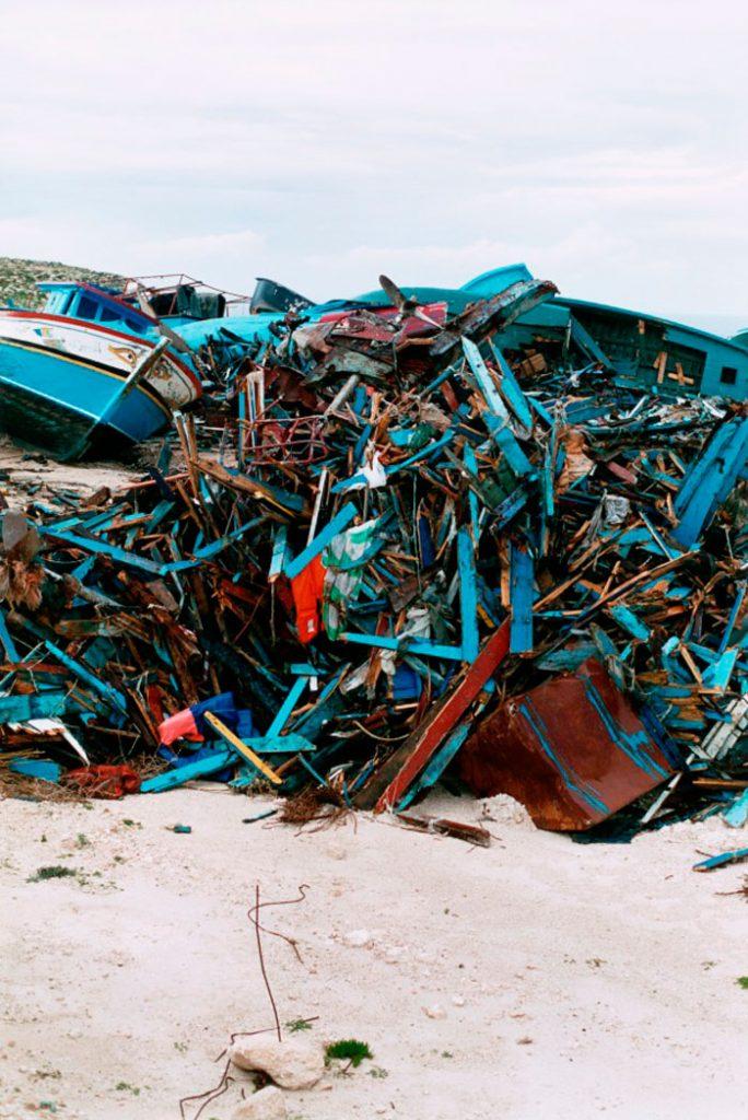 Wolfgang Tillmans, Lampedusa 2008