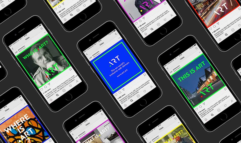 El arte tiene nuevo dominio y una nueva plataforma llamada .ART - 1