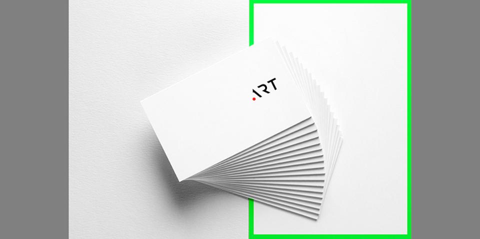 """Para Ulvi Kasimov, inversor de .ART y coleccionista de arte, este logotipo es """"excepcional"""" porque es """"comprensible inmediatamente e inspirador para la imaginación de nuestras audiencias"""""""