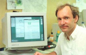 berners-lee-570x366 - ¿Quién creó la primera página web?