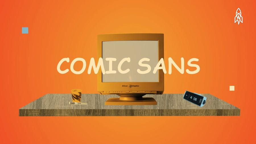 El origen de la Comic Sans explicado por su creador en formato animación - 3