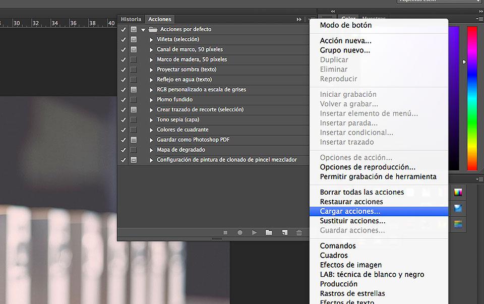 10 Acciones de Photoshop gratuitas que agilizarán y mejorarán tu trabajo