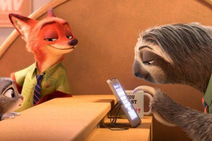 'Zootrópolis' recibe el premio Oscar 2017 a la mejor película de animación