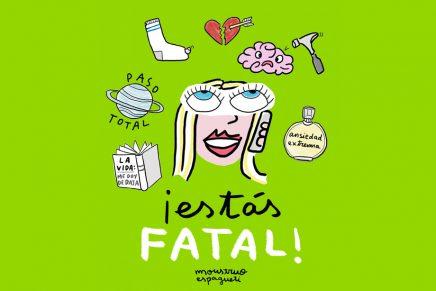 '¡Estás fatal!', la irreverencia naif de Monstruo Espagueti