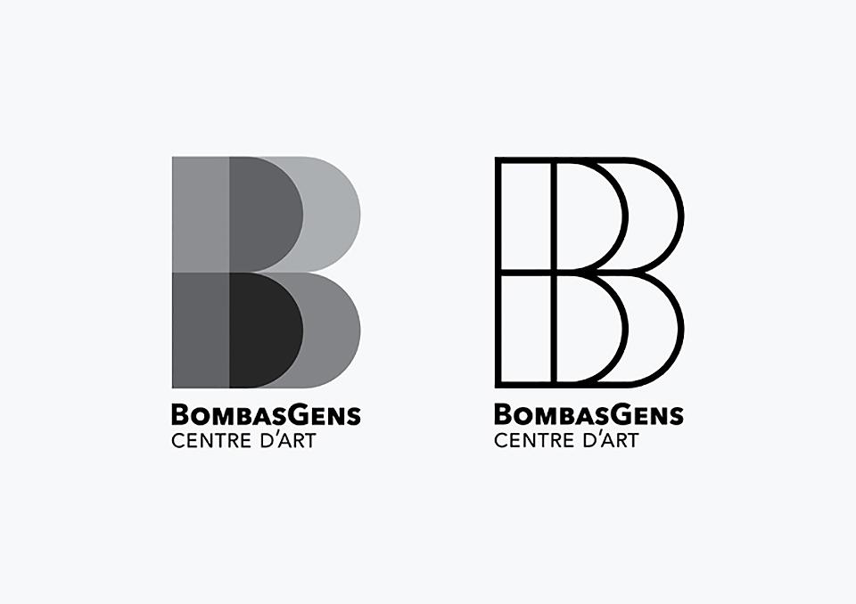 El diseño de identidad que rinde homenaje al pasado gracias al art déco: Bombas Gens - 6