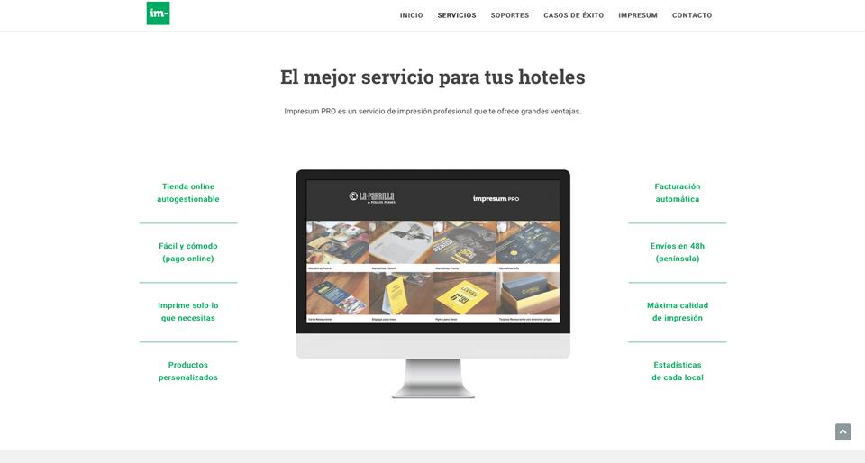 ¿Qué imagen diseñarías para un servicio de impresión online totalmente novedoso? Esta es la propuesta de Raúl Ferrís - 2