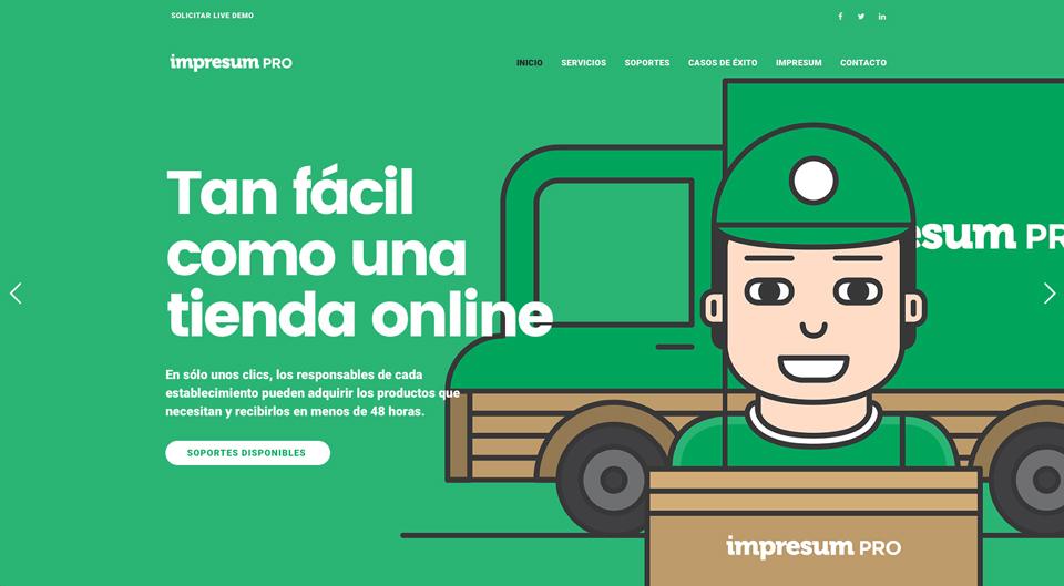 ¿Qué imagen diseñarías para un servicio de impresión online totalmente novedoso? Esta es la propuesta de Raúl Ferrís - 5