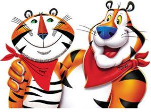 kelloggs Tigre Tony