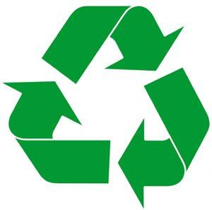 Quién diseñó el símbolo del reciclaje