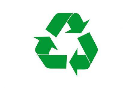 ¿Quién diseñó el símbolo del reciclaje?