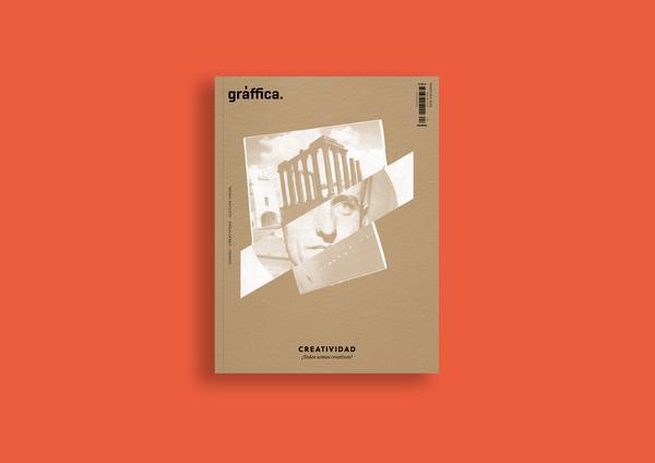 El número 4 de la revista Gràffica: Creatividad. ¿Todos somos creativos?