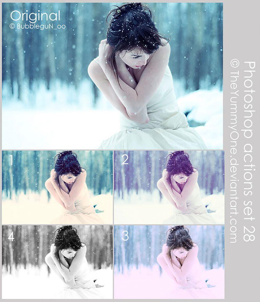 Set de filtros por TheYummyOne