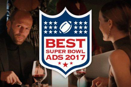 Los 5 mejores anuncios de la Super Bowl 2017