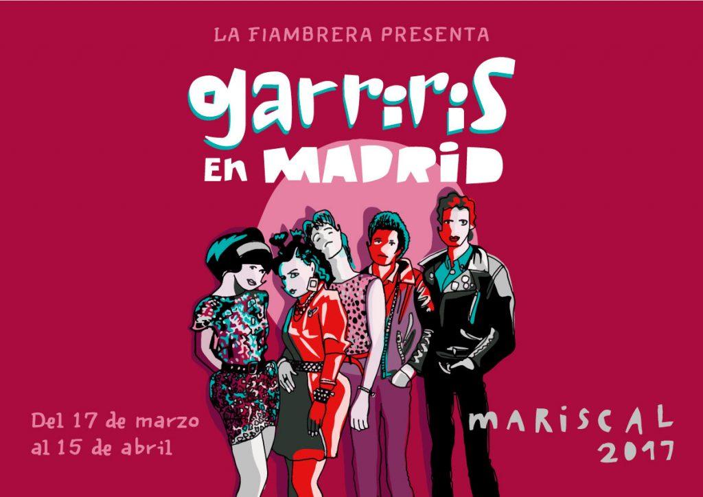 Los Garriris de Javier Mariscal toman Madrid