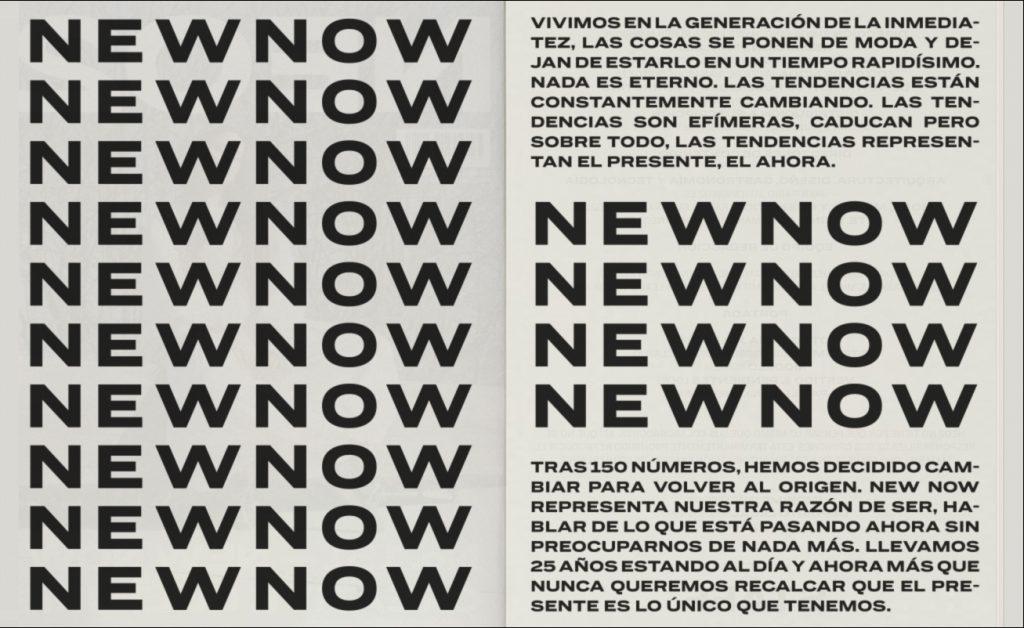 Neo2, la revista de tendencias, estrena rediseño de la mano de Naranjo-Etxeberria - 2
