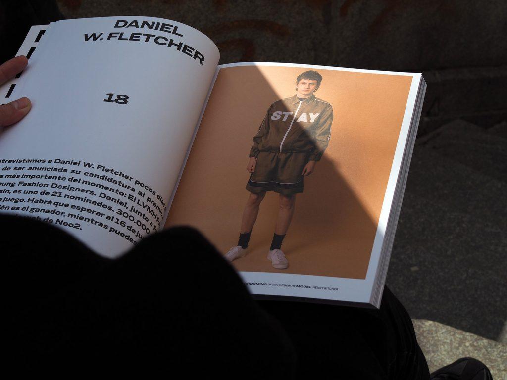 Neo2, la revista de tendencias, estrena rediseño de la mano de Naranjo-Etxeberria - 4 - rediseño Neo2