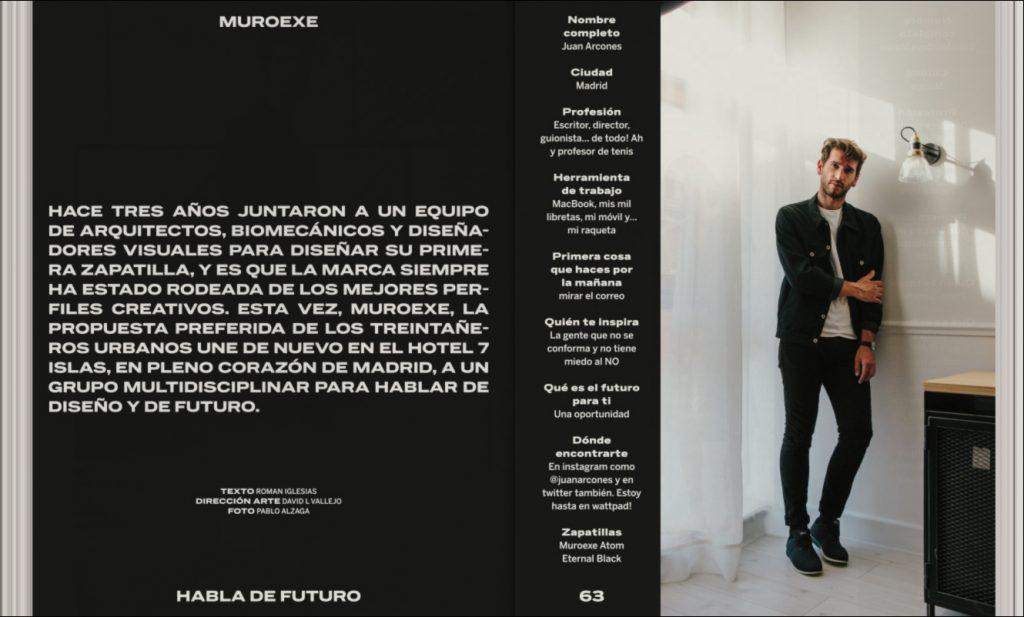 Neo2, la revista de tendencias, estrena rediseño de la mano de Naranjo-Etxeberria - 10