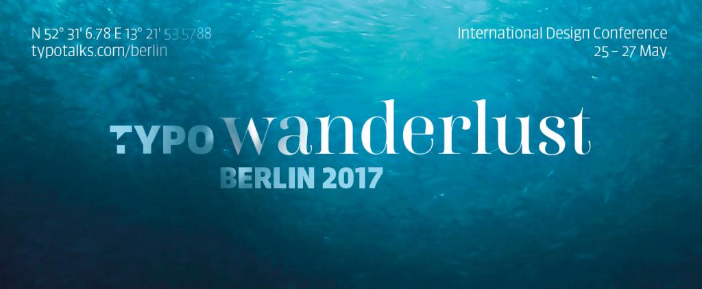 6 buenas razones para acudir a TYPO Berlin 2017