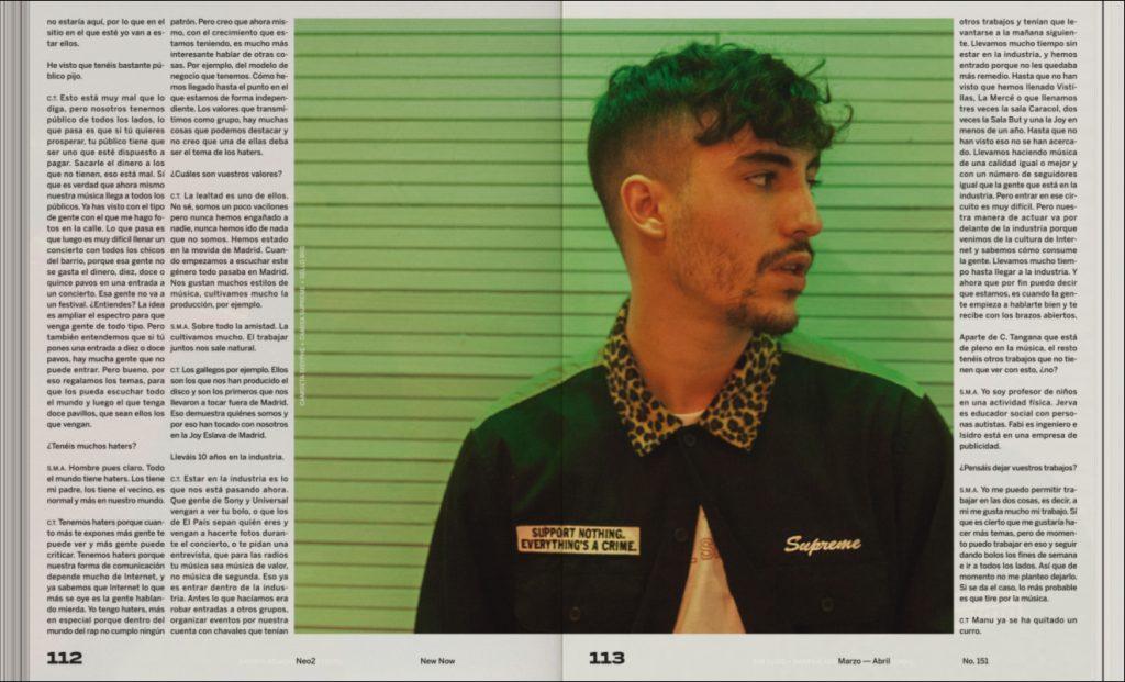 Neo2, la revista de tendencias, estrena rediseño de la mano de Naranjo-Etxeberria - 20