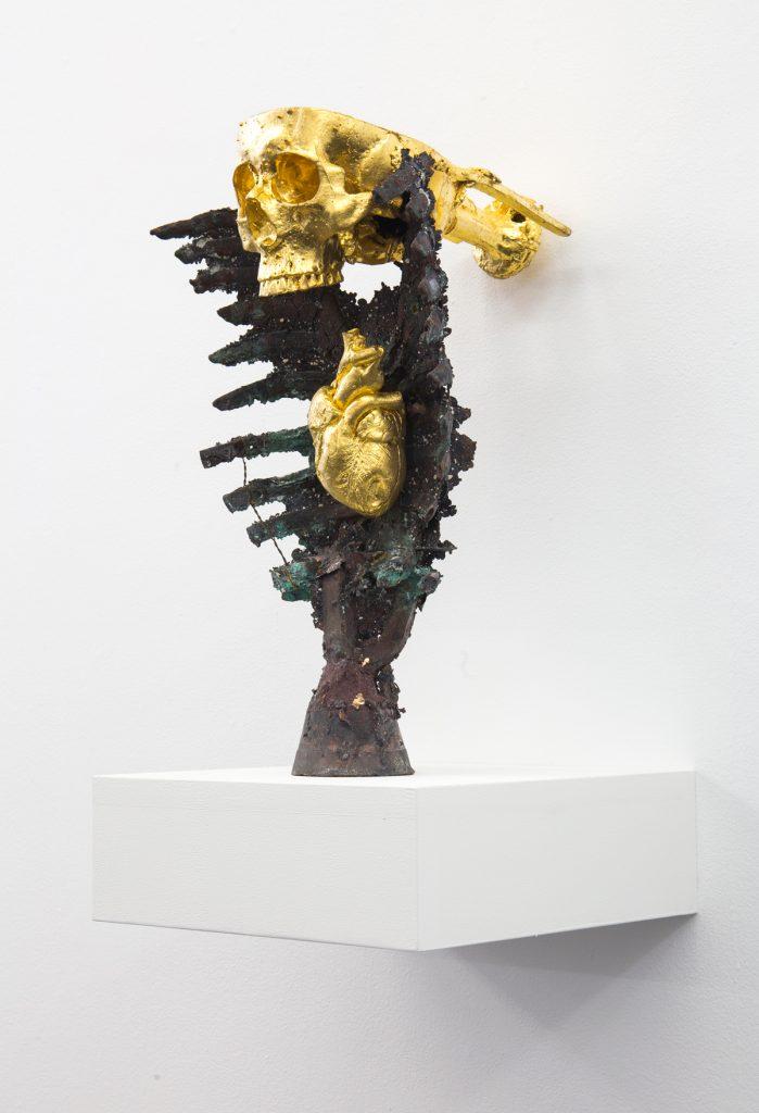 La colisión entre el hombre y la naturaleza en la obra de Folkert de Jong