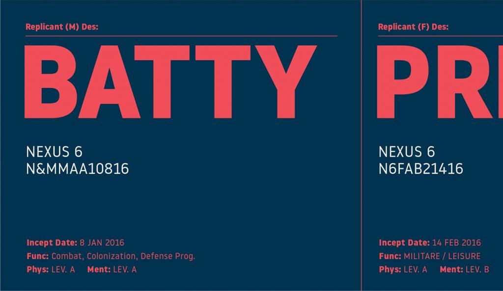 Noway, la nueva tipografía de Atipo con sabor a señalética - 7