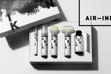Air Ink: la primera tinta creada con aire contaminado