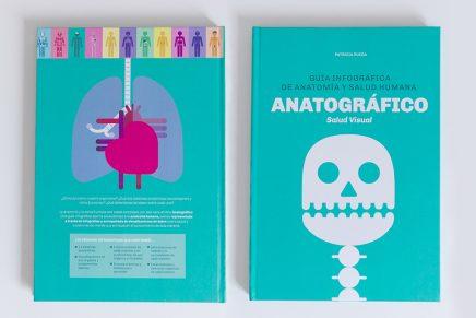 'Anatográfico', un proyecto de diseño para impulsar el conocimiento de Patricia Rueda Sáez